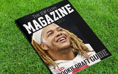 2020 IDP Guys Magazine (Available Now)- IDP Rookie Draft Guide (Download Only)