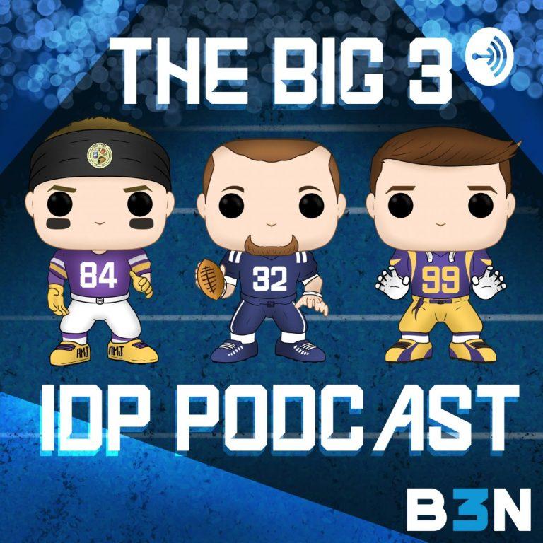 The Big 3 IDP Podcast