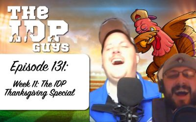 Week 11: The IDP Thanksgiving Special