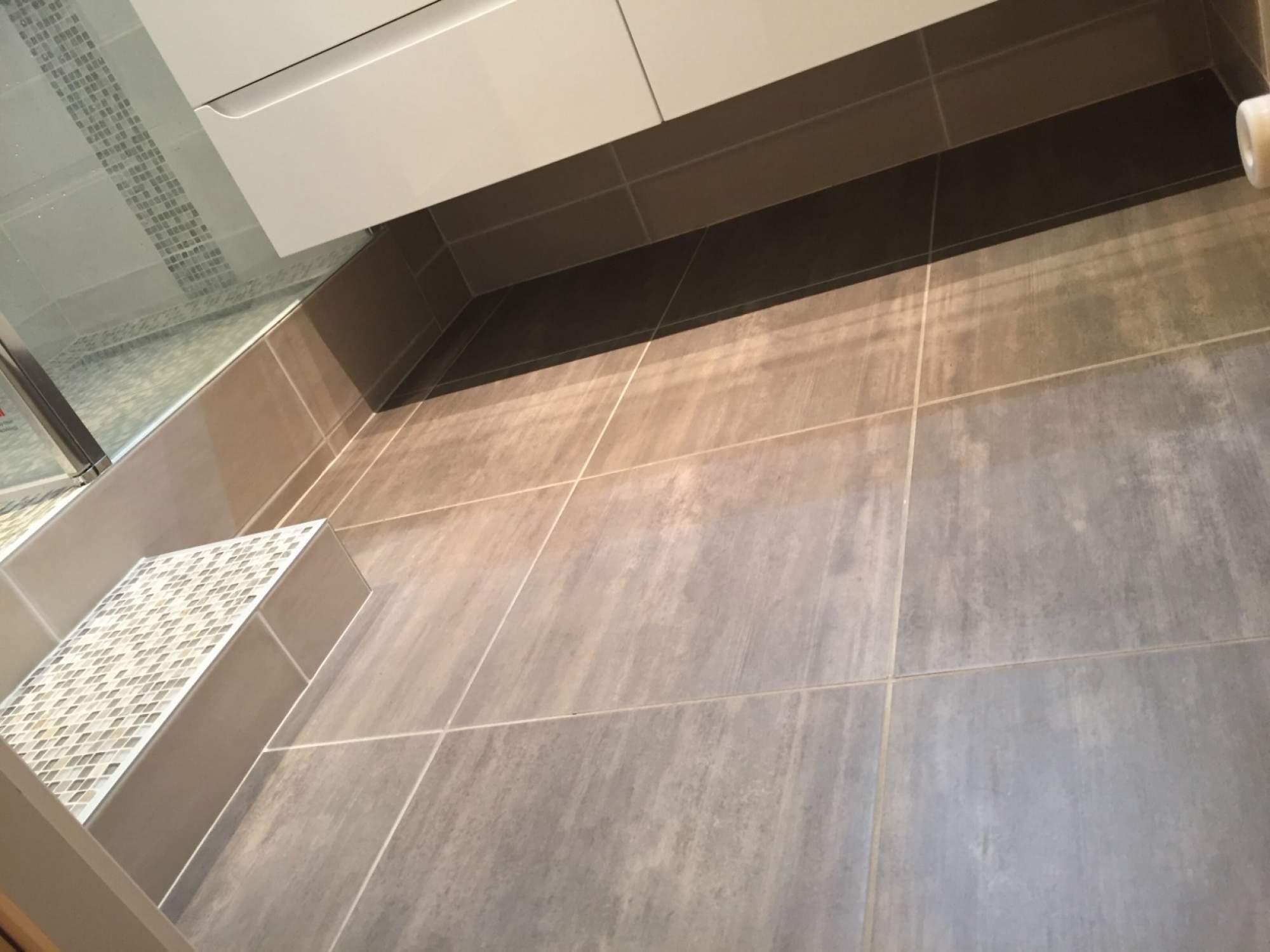 salle de bain avec meuble cuisine
