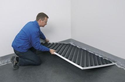 Posa radiante  Riscaldamento a pavimento impianti termoidraulici