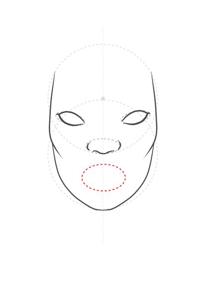 How-to-draw-black-woman-face-in-fashion-design-sketches-step_5