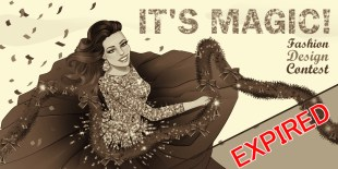 ITSMAGIC FASHION DEISGN CONTEST – EXPIRED