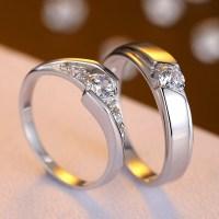 Matching Promise Rings For Men And Women | www.pixshark ...