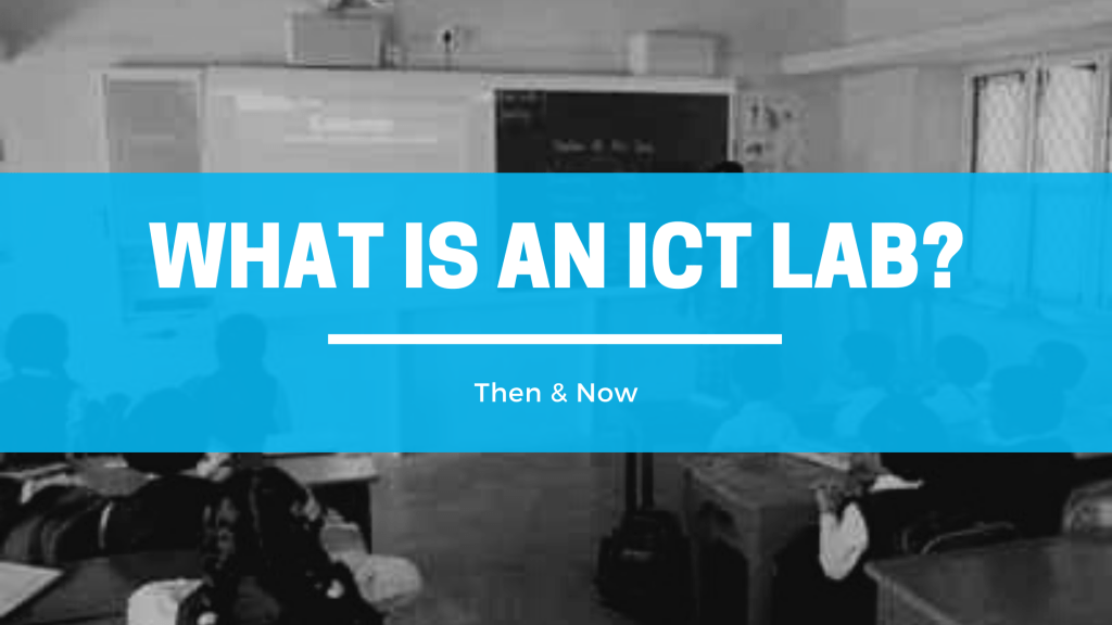 what is an ICT lab