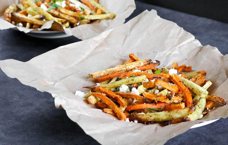 Perfectly Seasoned Baked Sweet Potato Fries