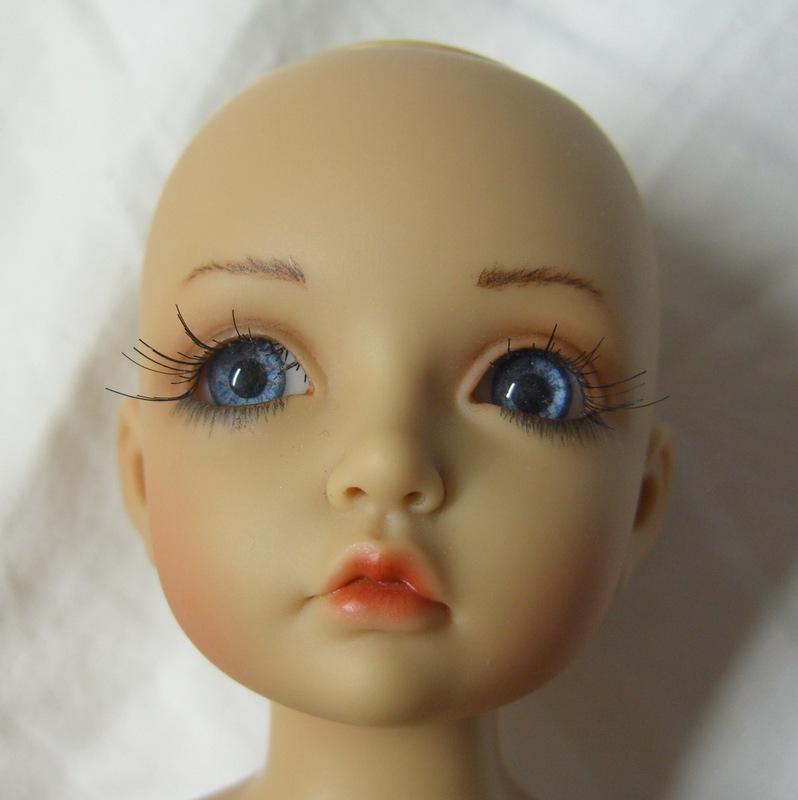 New Eyelashes For Elin