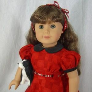 Molly, American Girl doll
