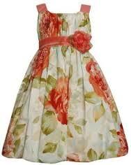 large print dress for blog
