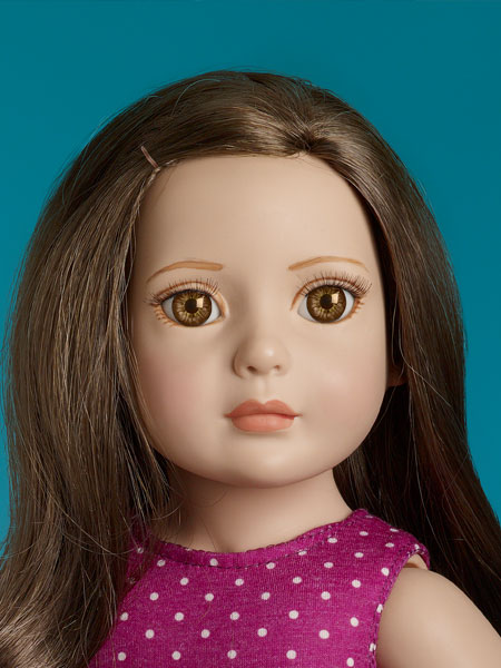 blog basic brunette head Tonner