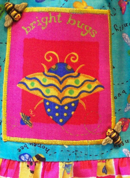 lady bugs bright bugs shot