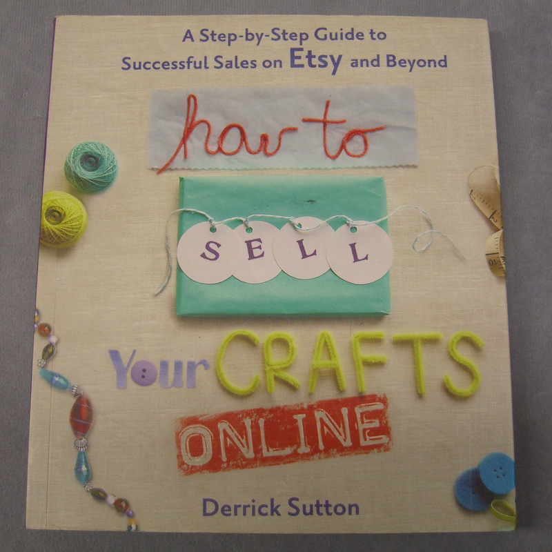 book review how to sell your crafts online. Black Bedroom Furniture Sets. Home Design Ideas