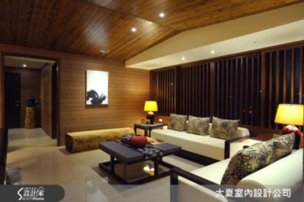 日式裝潢客廳