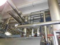 Impianto acqua surriscaldata