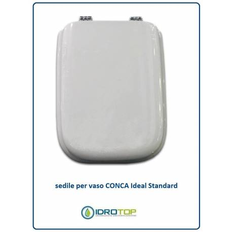 Ideal standard conca copriwater  Infissi del bagno in bagno