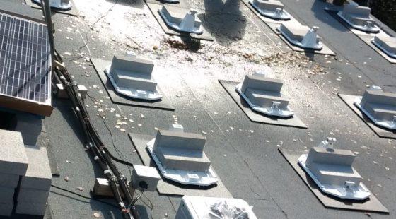ballast toit plat ecofoot