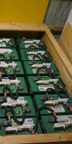 Banque de batteries