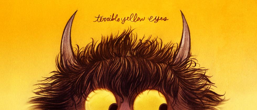 terrible yellow eyes
