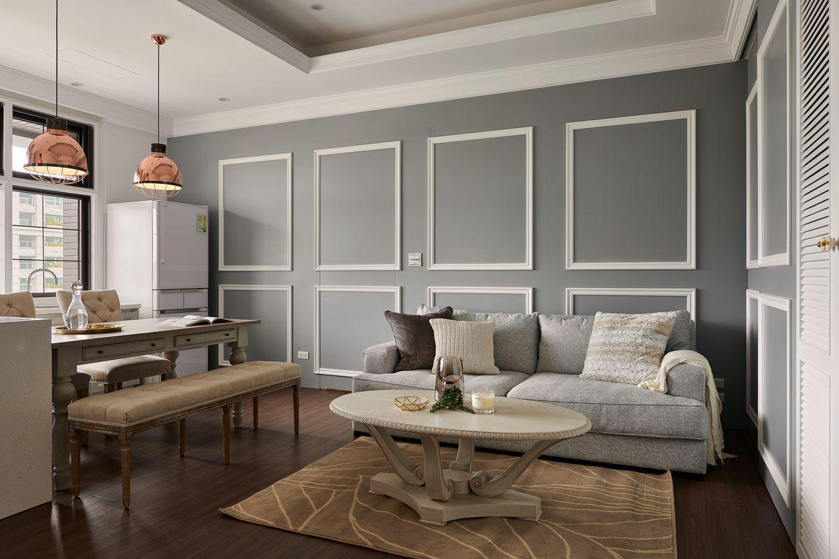 把美式風格搬入家中 小坪數開展大空間-id SHOW好宅秀居家設計平臺