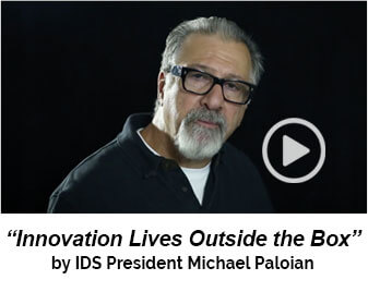 Innovation Lives Outside the Box