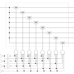 Logic Diagram Of 8 To 1 Line Multiplexer Megasquirt 3 Wiring Mega Diagrams And Information Bus Switch Idt