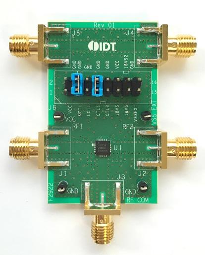 Rf Switch With Pin Diode Received By Email Switch