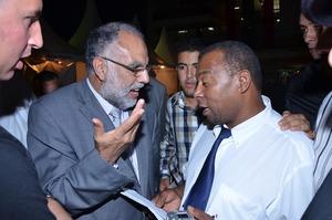 M. Ministre d'Etat du Maroc Abdellah Baha
