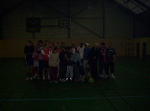 Tournoi footsalle 2002