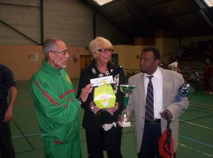 Tournoi footsalle 2004