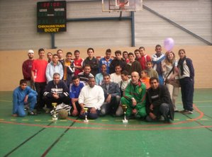 Tournoi footsalle 2005
