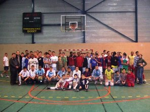 Tournoi footsalle 2006