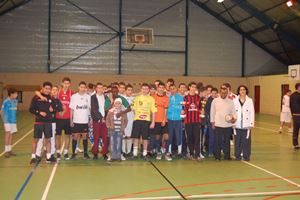 Tournoi footsalle 2009