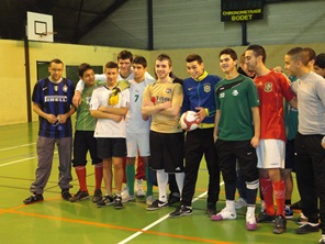 Tournoi footsalle 2010