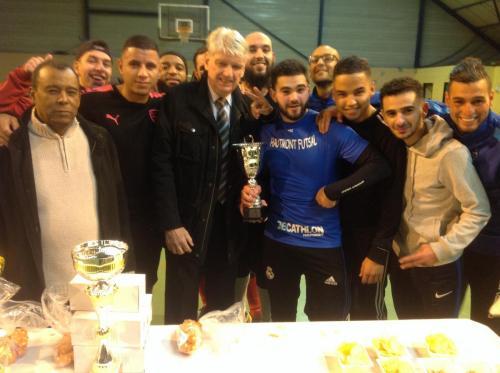 Equipe  vainqueur du tournoi
