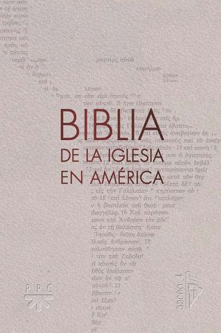 La Biblia de la Iglesia en América