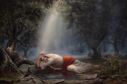 El abandono camino a la resurrección
