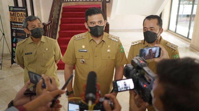 Heboh Bayi 'Dicovidkan' di RSUD Pirngadi Medan, Begini Reaksi Bobby Nasution