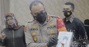 Cuit Bunuh Jokowi dan LBP, Pemilik Al Jesus Diciduk di Sumedang