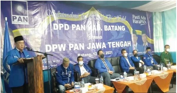 Prof Suyatno Lepas Jabatan Rektor UMB Demi Urus PAN