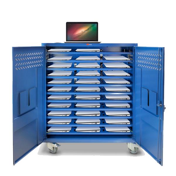 Armarios para Portátiles multiCLASS Cart para portátiles, iPADs y tablets