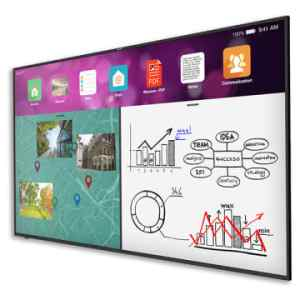 "SMART Board 2075 display 75"" 4K con SMART Learning Suite"