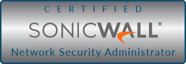Certificación SonicWALL Network Security Administrator
