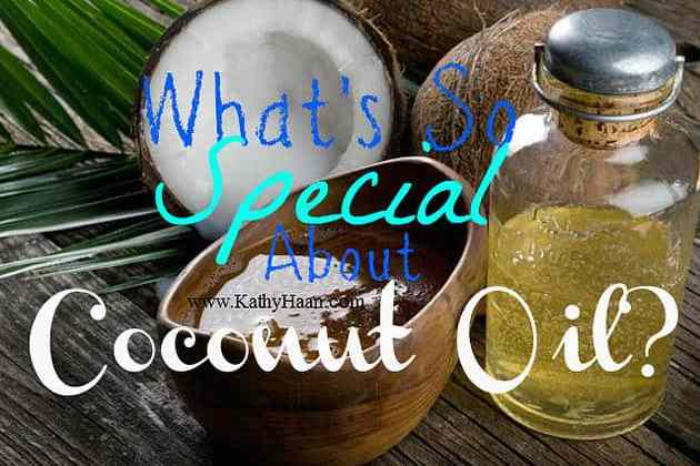 Coconut Oil – What's So Special About It, Anyway?!