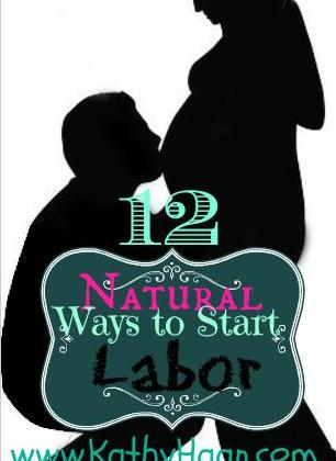 12 Natural Ways to Start Labor