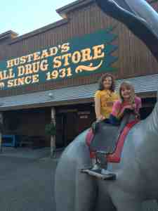 We stopped at Wall Drug