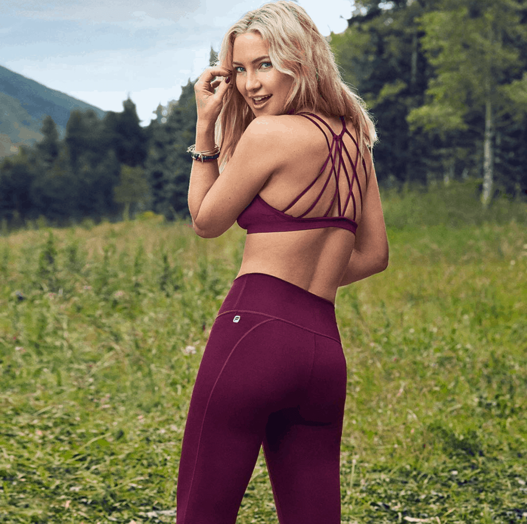 Kate Hudson, Co-Founder of Fabletics