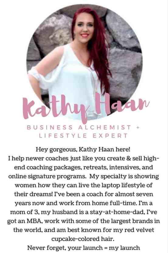 Meet Kathy Haan