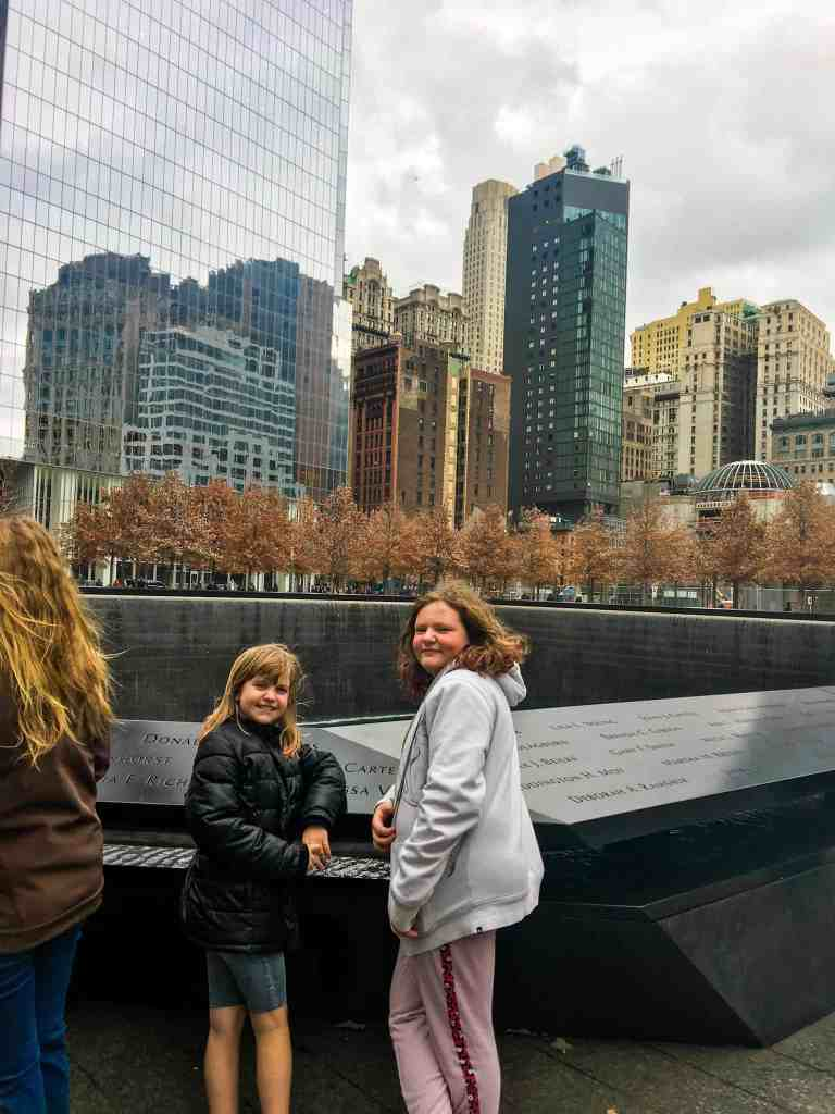 9/11 Memorial in NYC at idyllicpursuit.com