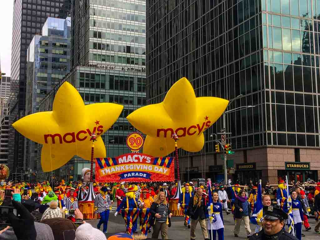 How to Spend a Week in NYC with Family. Macy's Thanksgiving Day Parade!