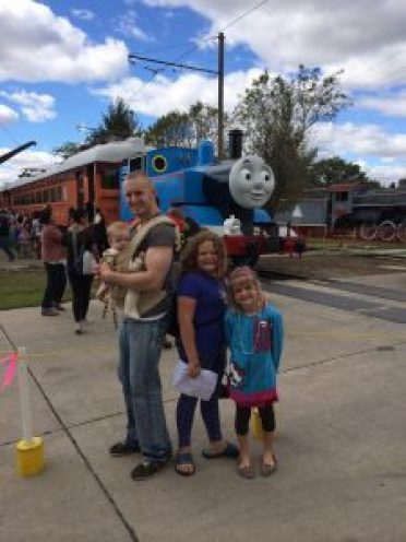 Thomas the Train in Boone, Iowa